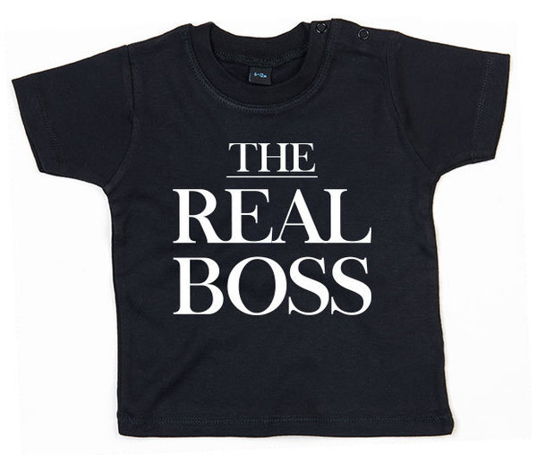 The real boss Baby T-shirt